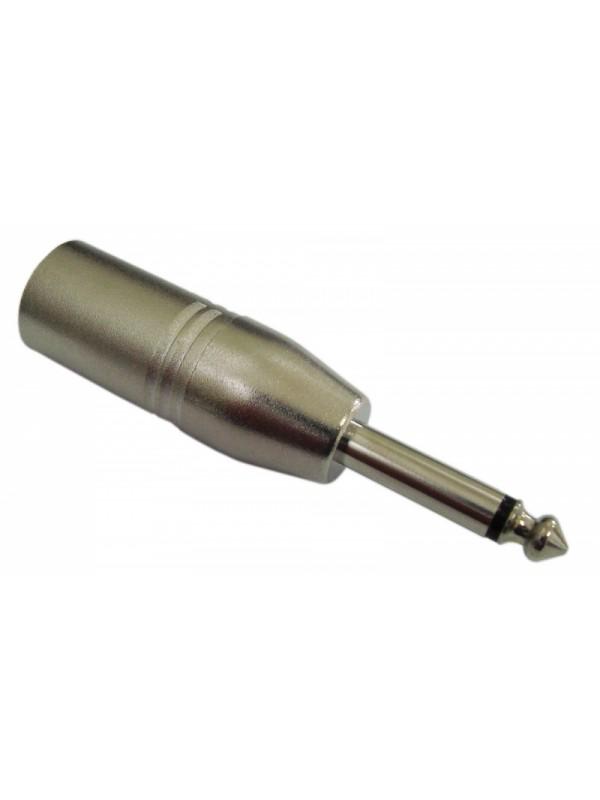 Adptador XLR P10