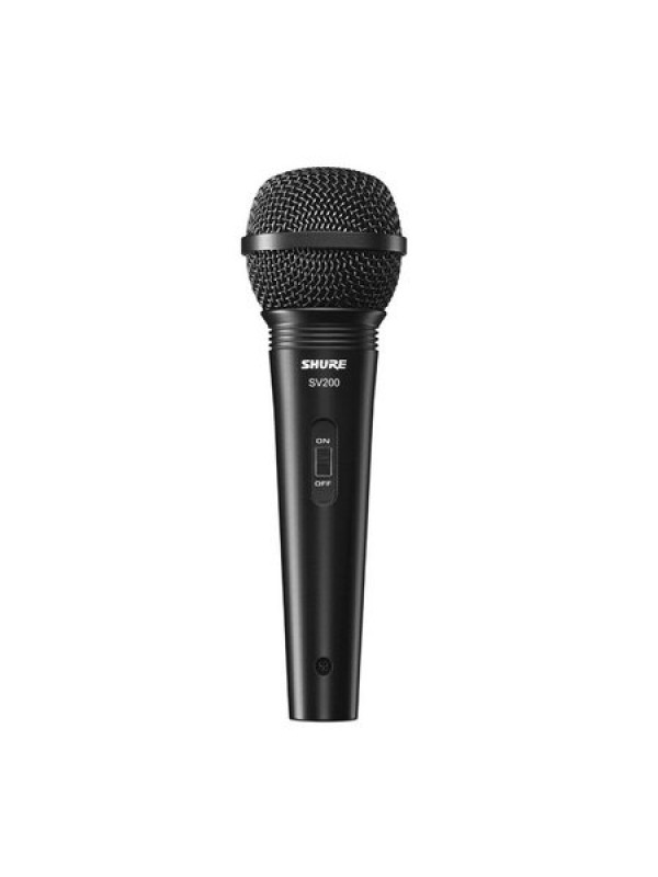 Microfone Shure SV200 Original Profissional