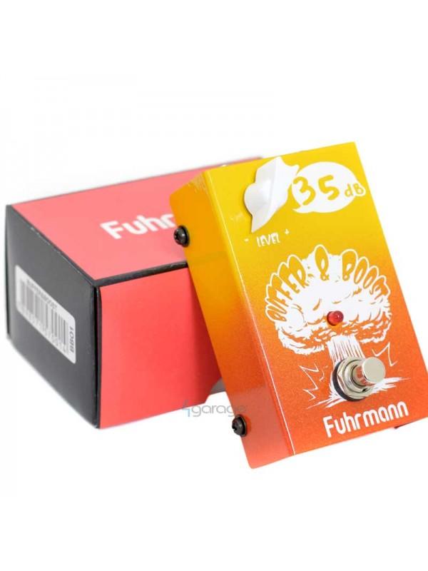 Pedal Fuhrmann Bb01 Buffer & Boost