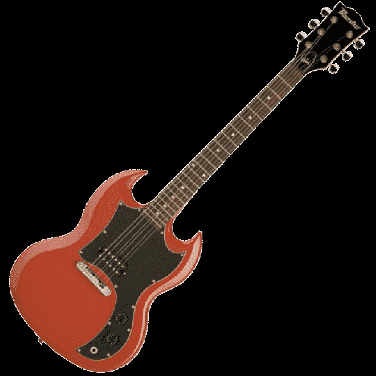 Guitarra SG Maestro by Gibson /Seminovo - Guitarra - Produtos